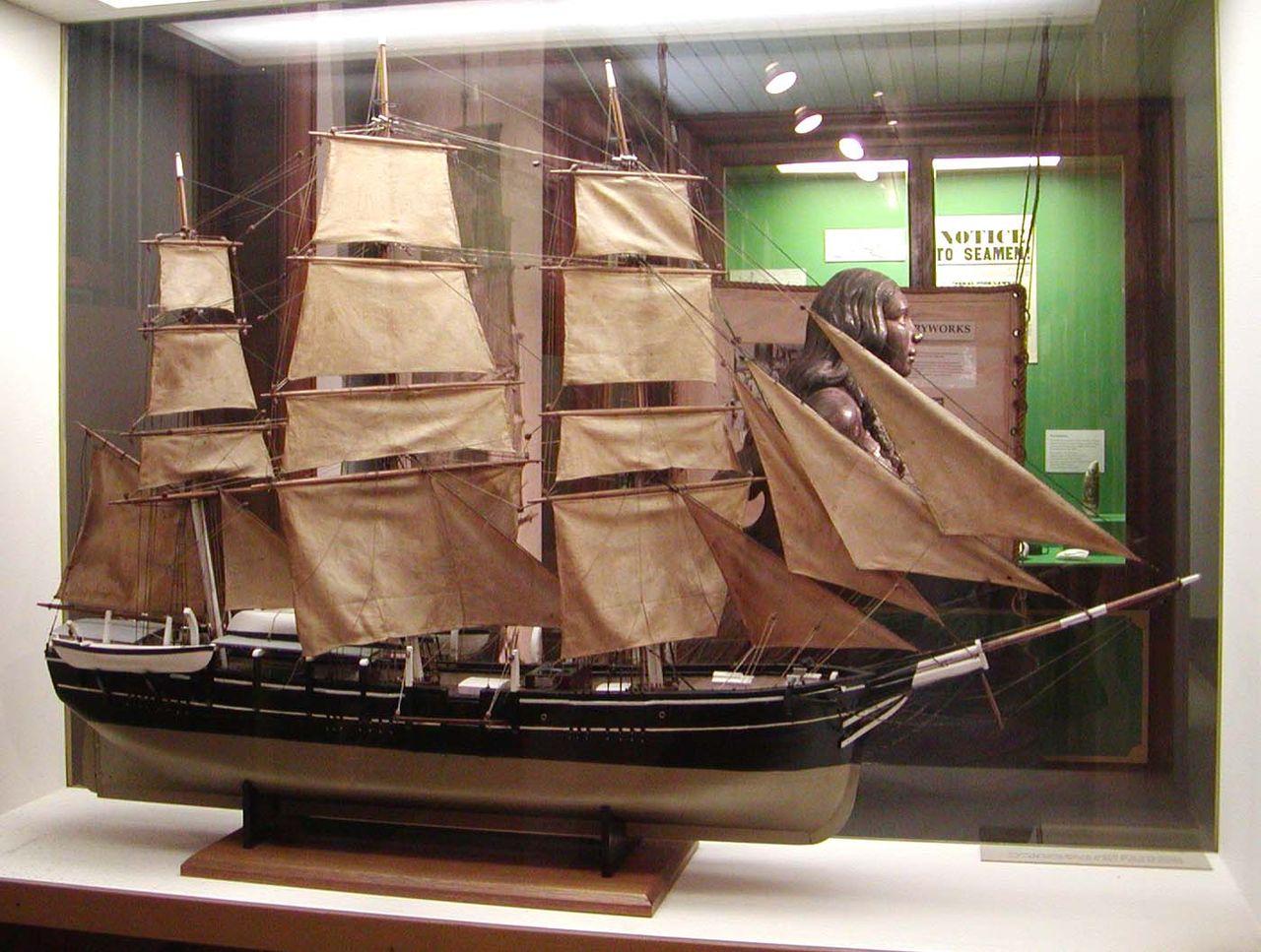 Modelarstwo łodzi w starożytności