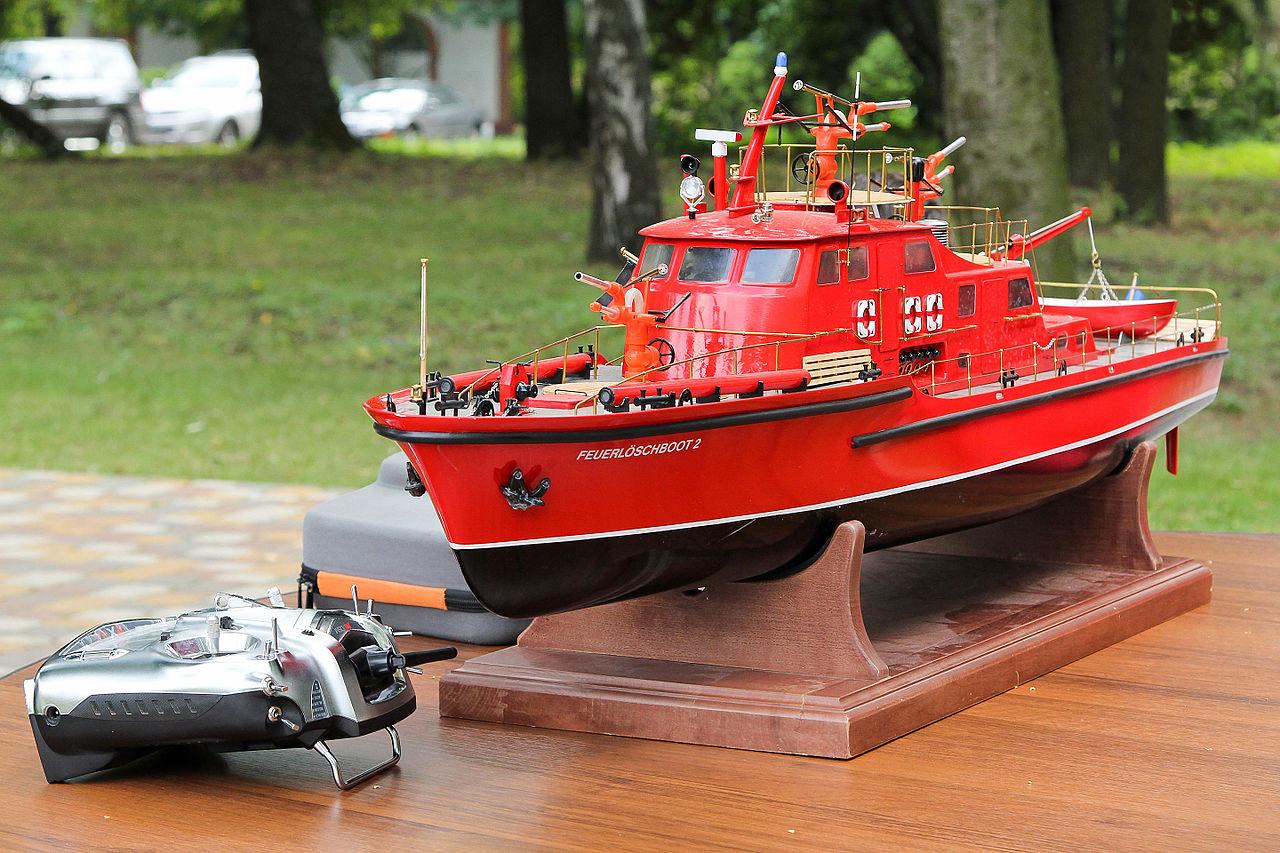 Historia modelarstwa łodzi w XX wieku